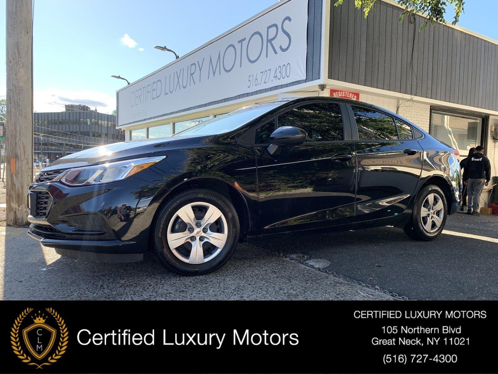 Used 2018 Chevrolet Cruze LS | Great Neck, NY
