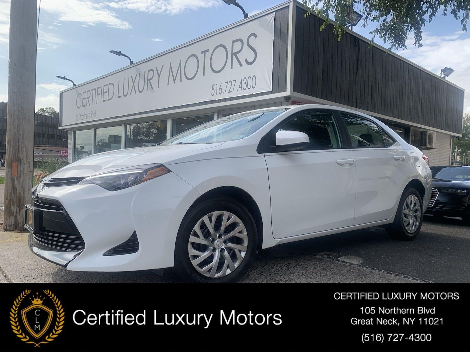 Used 2017 Toyota Corolla LE | Great Neck, NY