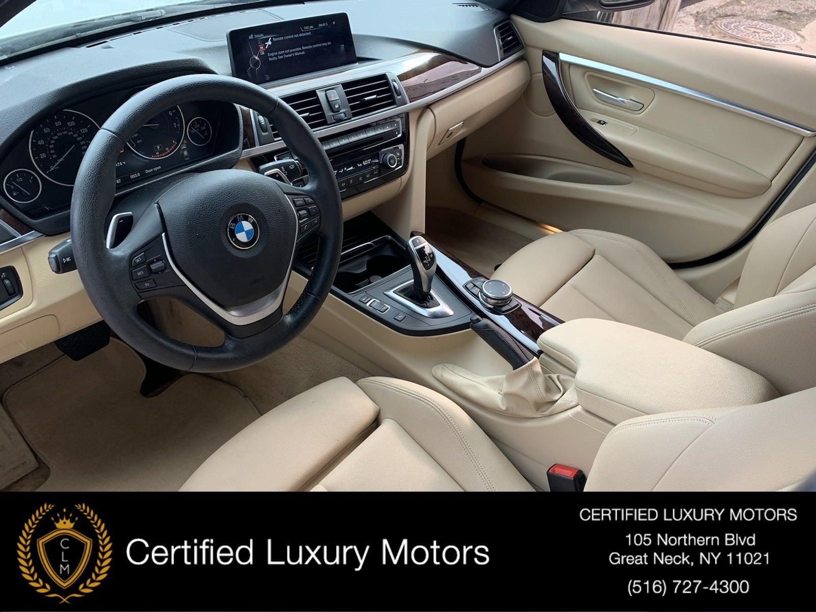 Used 2016 BMW 3 Series 328i xDrive (Navi, Sports Pkg) | Great Neck, NY