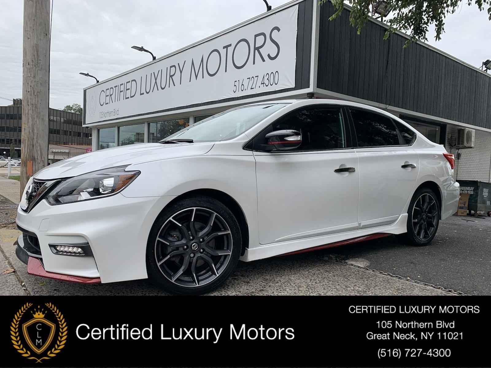 Used 2017 Nissan Sentra NISMO | Great Neck, NY