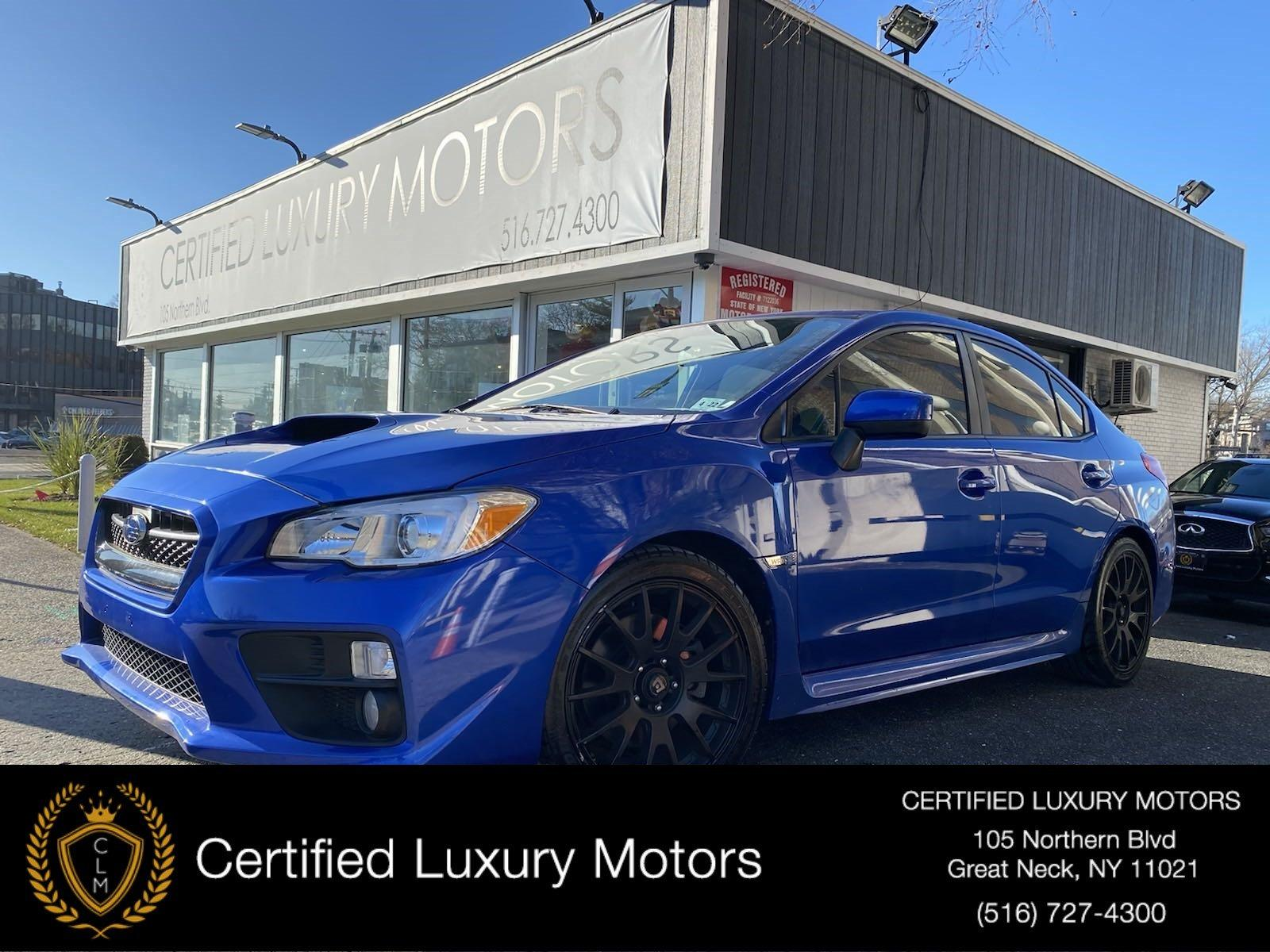 Used 2017 Subaru WRX Premium | Great Neck, NY