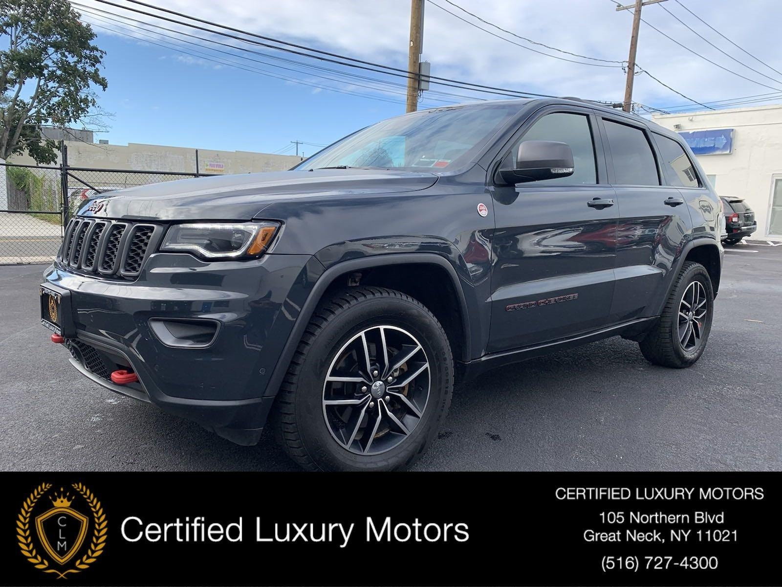 Used 2017 Jeep Grand Cherokee Trailhawk | Great Neck, NY