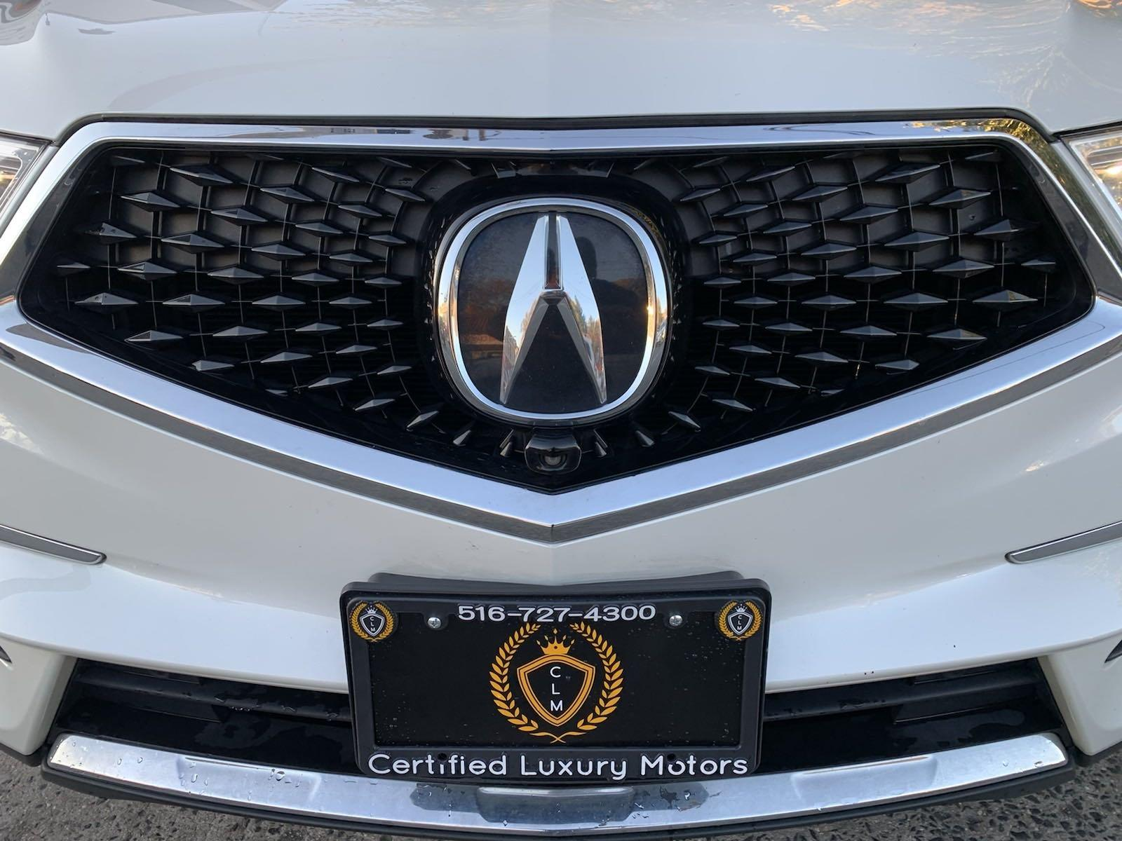 Used-2017-Acura-MDX-w/Advance-Pkg