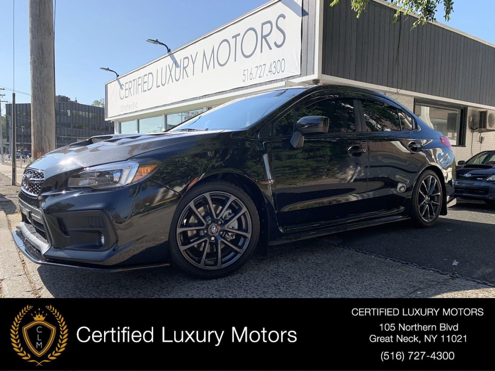 Used 2018 Subaru WRX Limited | Great Neck, NY