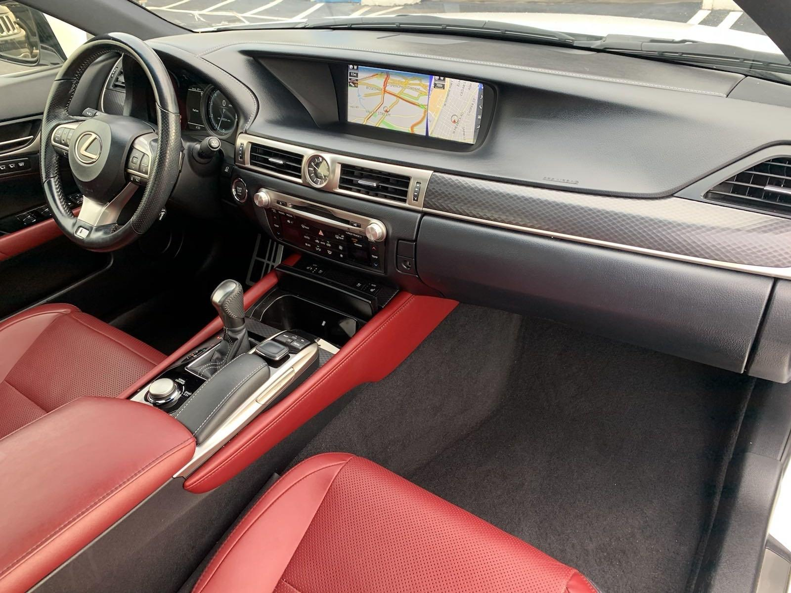 Used-2016-Lexus-GS-350-AWD-F-Sport-(Red-Interior)