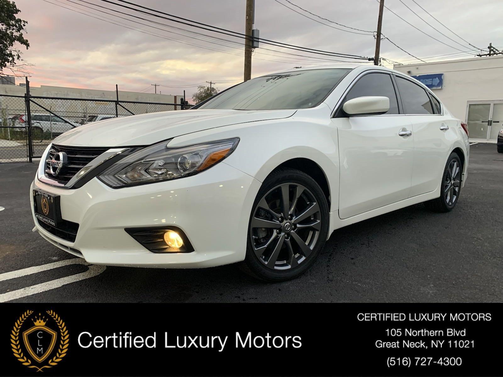 Used 2018 Nissan Altima 2.5 SR | Great Neck, NY