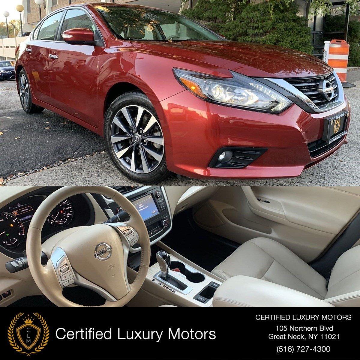 Used 2016 Nissan Altima 2.5 SL | Great Neck, NY