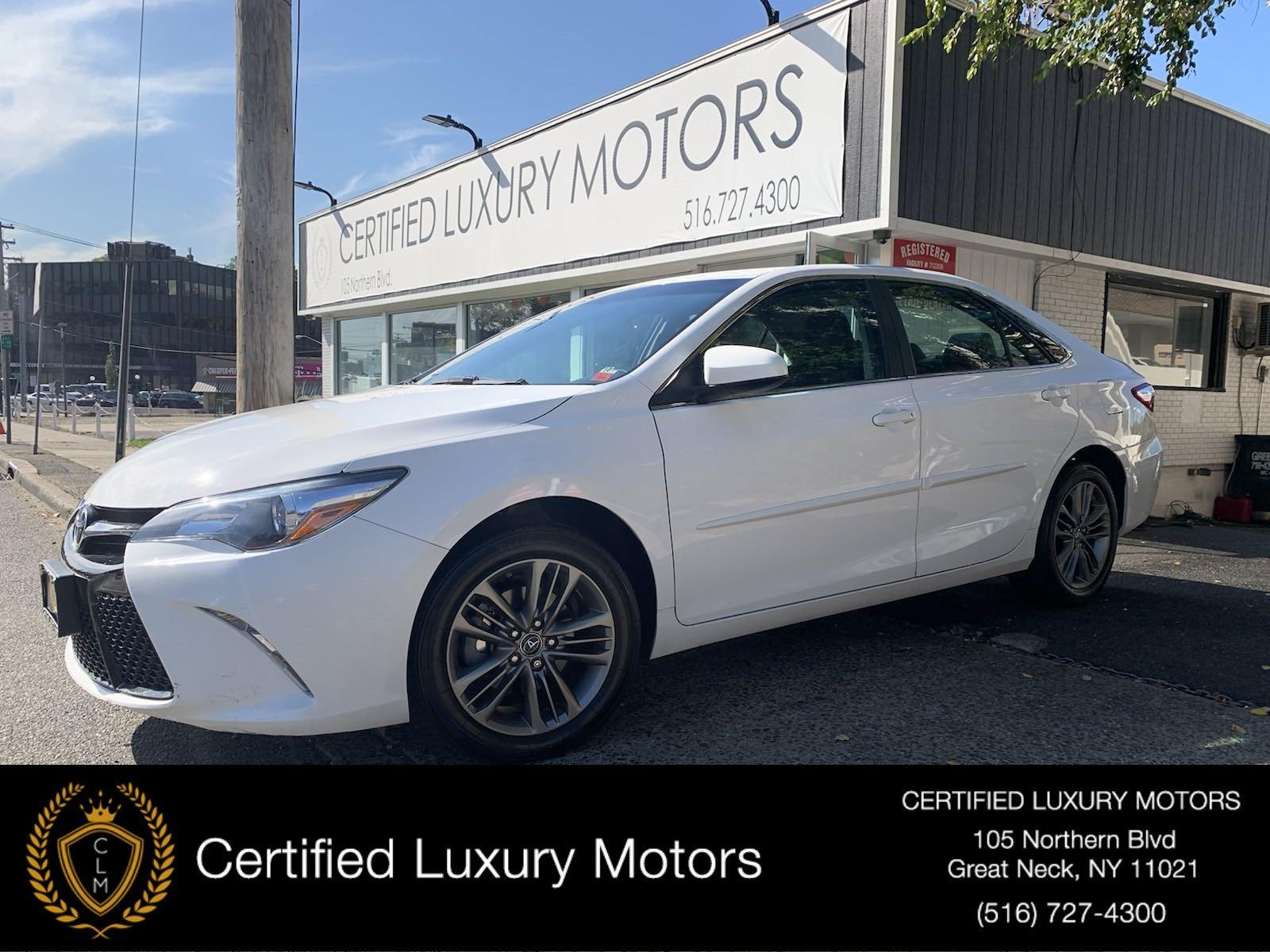 Used 2017 Toyota Camry SE | Great Neck, NY