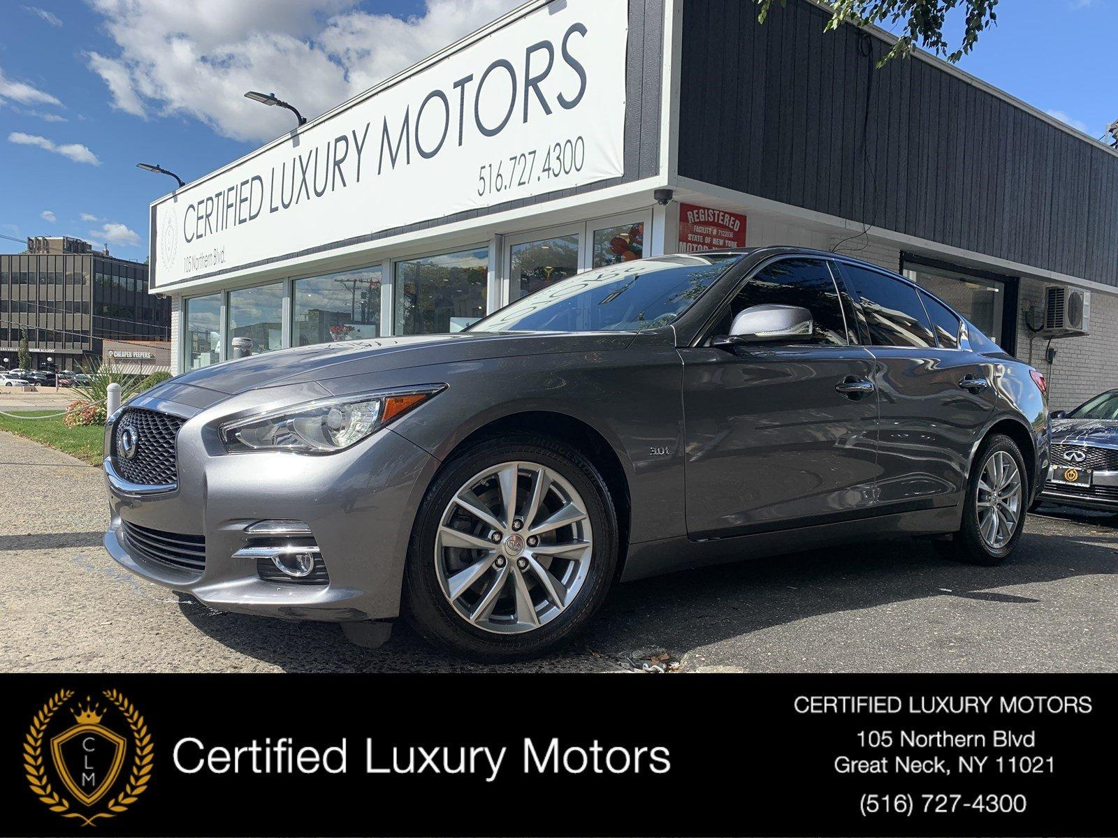 Used 2016 INFINITI Q50 3.0t Premium | Great Neck, NY