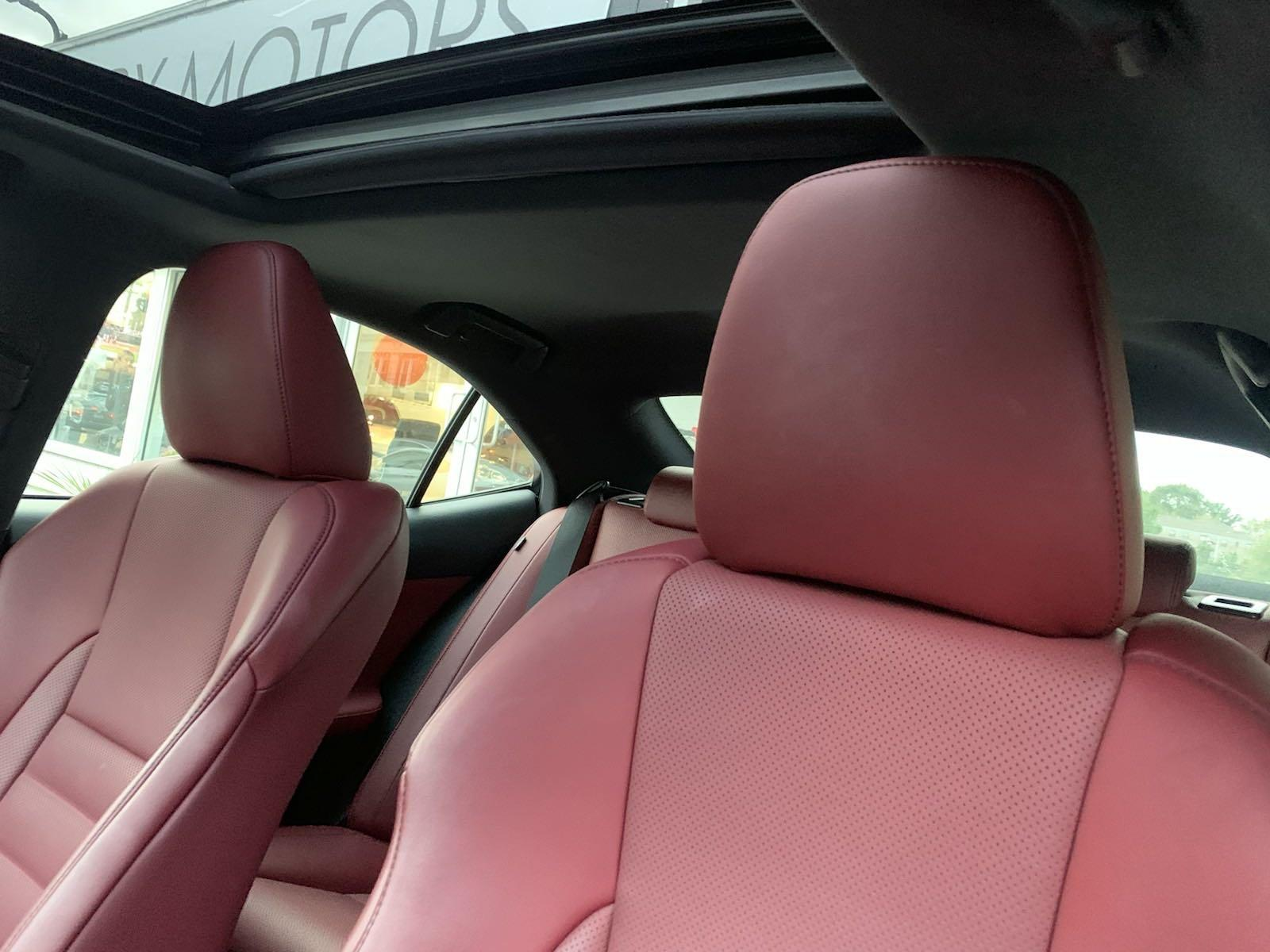 Used-2016-Lexus-IS-300-Awd-F-Sport-(RED-INTERIOR)