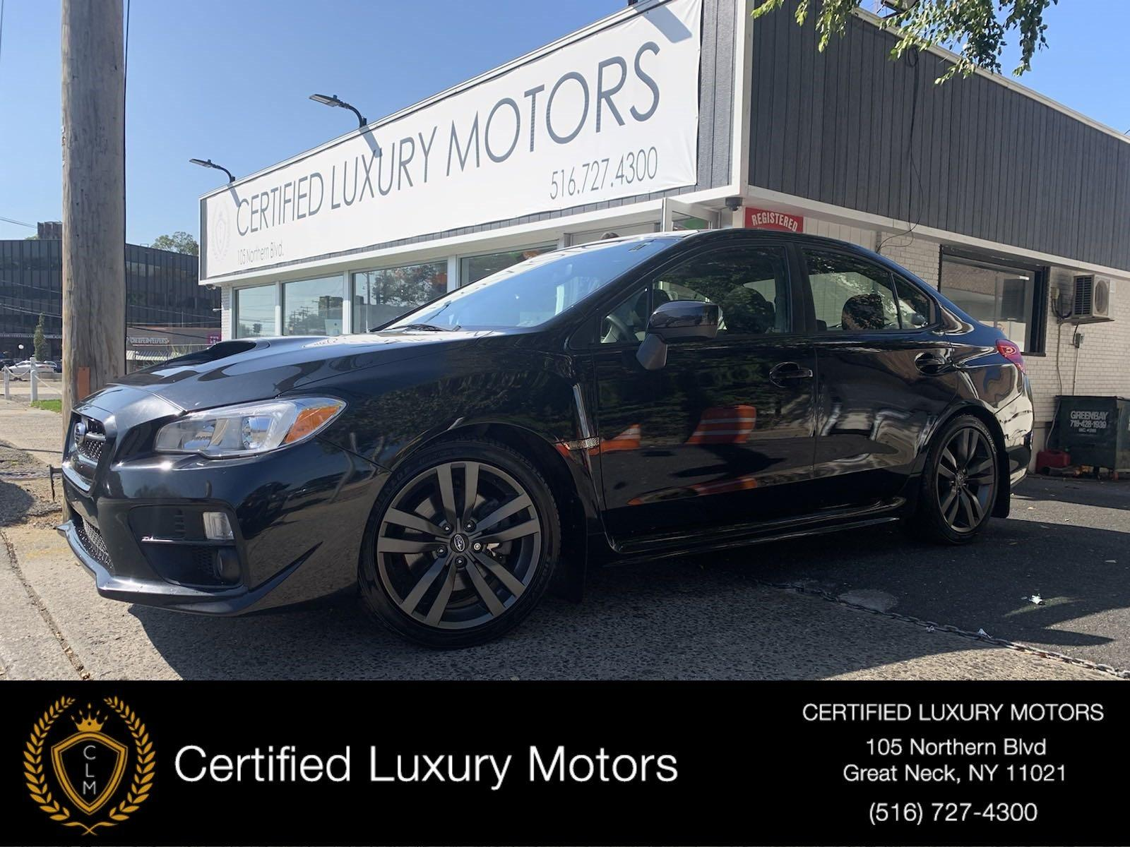 Used 2017 Subaru WRX Premium   Great Neck, NY
