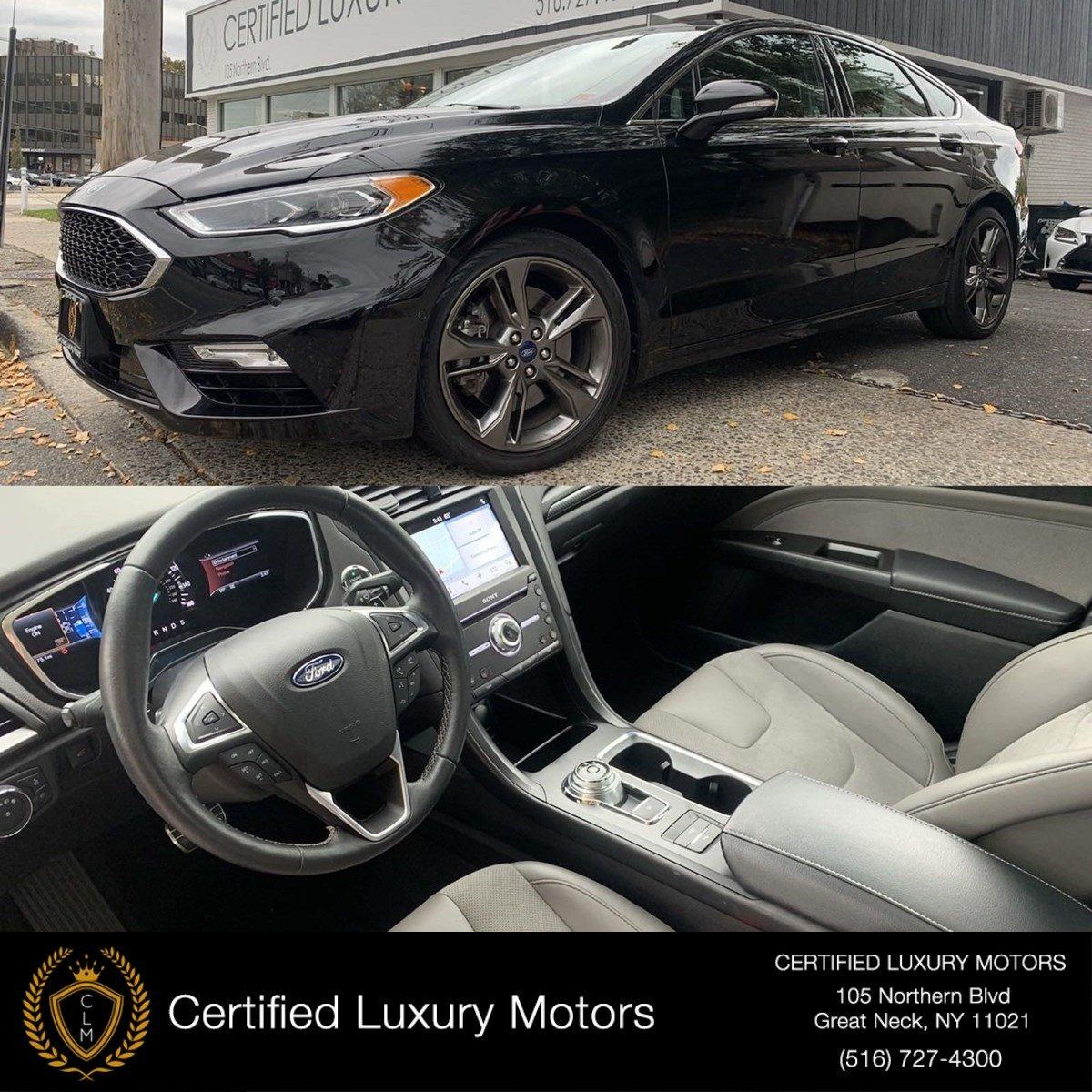 Used 2017 Ford Fusion Sport | Great Neck, NY