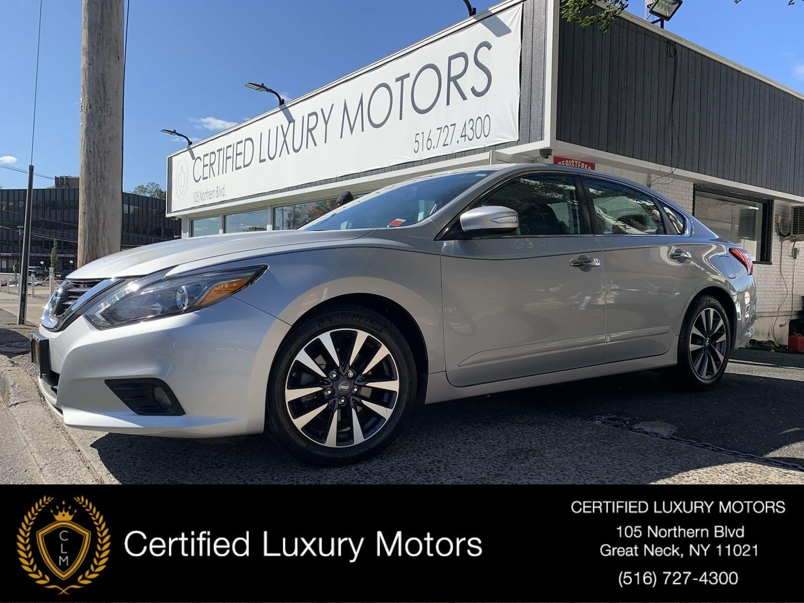 Used 2016 Nissan Altima 2.5 SL | Great Neck, NY