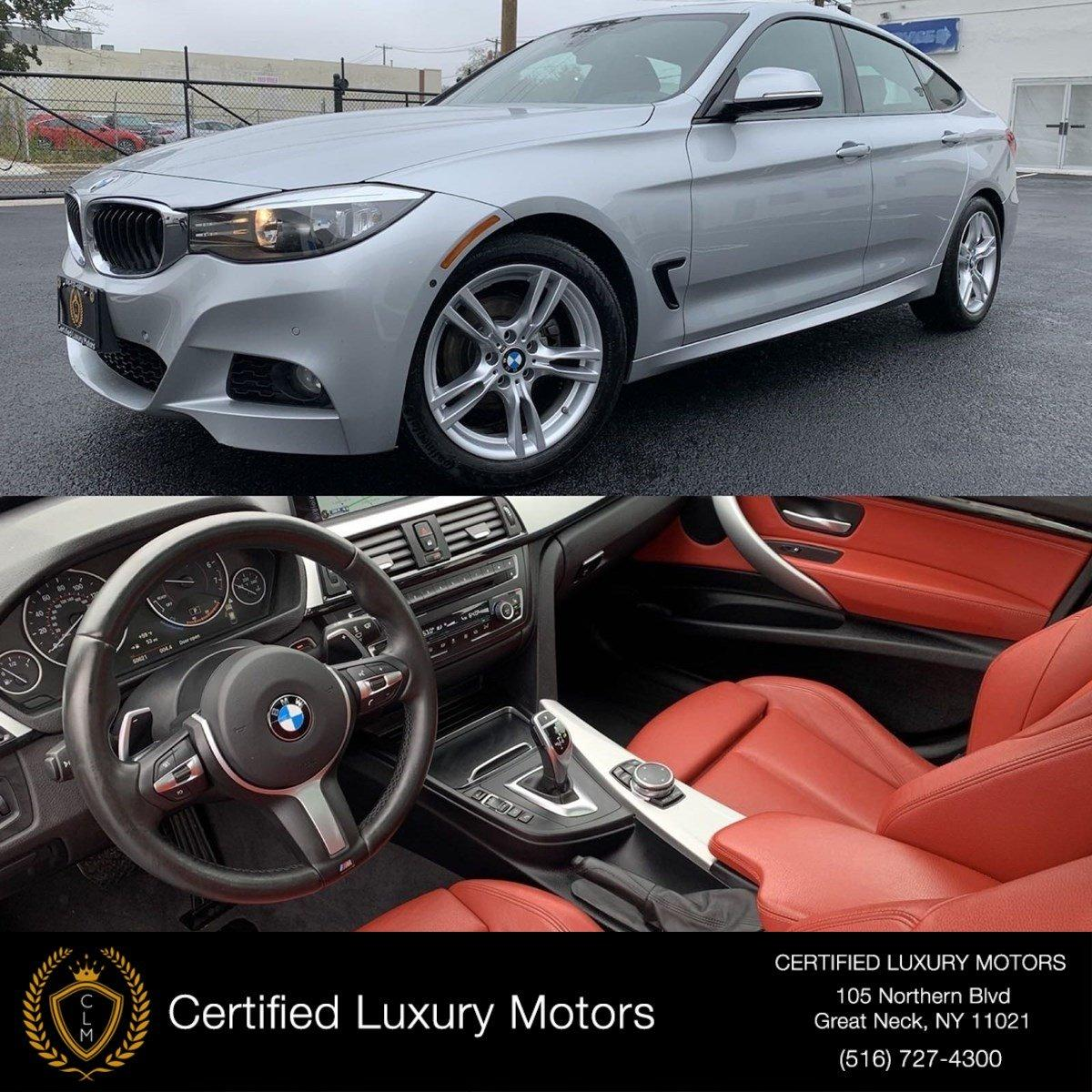 Used 2016 BMW 3 Series Gran Turismo 328i xDrive | Great Neck, NY