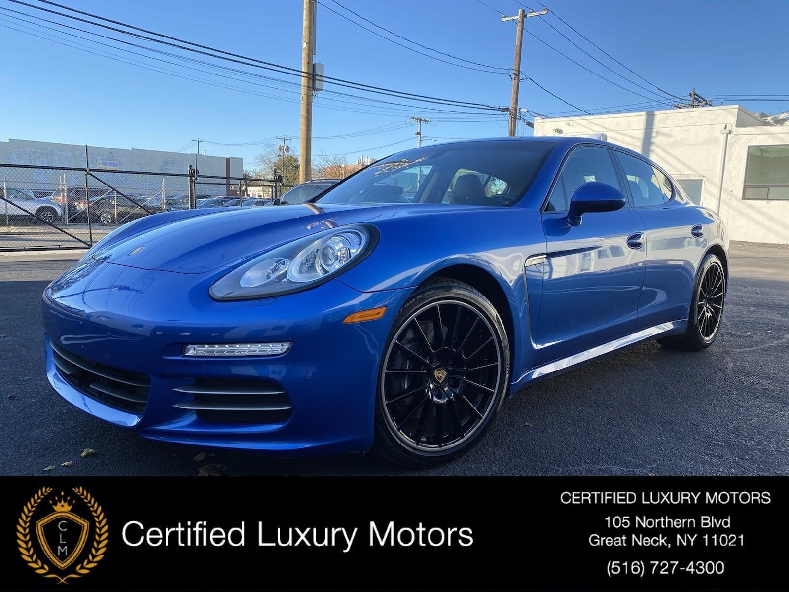 Used 2016 Porsche Panamera 4 Edition   Great Neck, NY