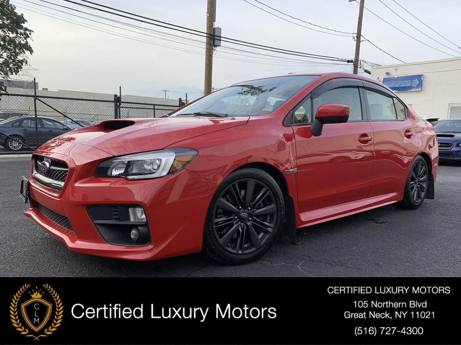 Used 2015 Subaru WRX Limited | Great Neck, NY