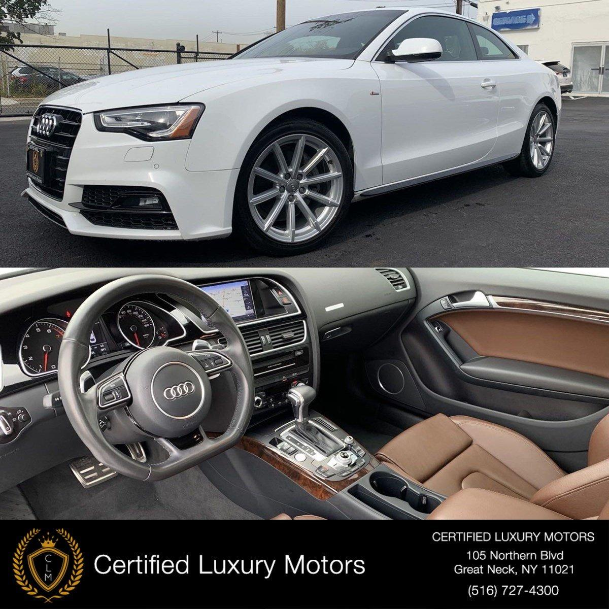 Used 2017 Audi A5 Coupe Sport | Great Neck, NY