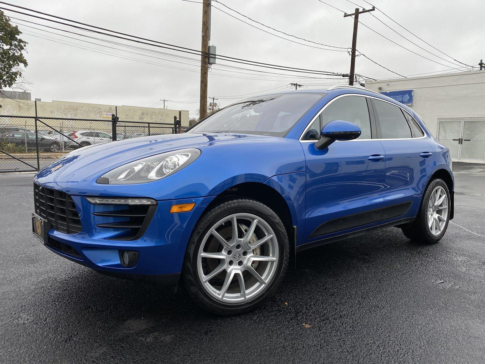 2017 Porsche Macan S Stock C0395 For Sale Near Great Neck