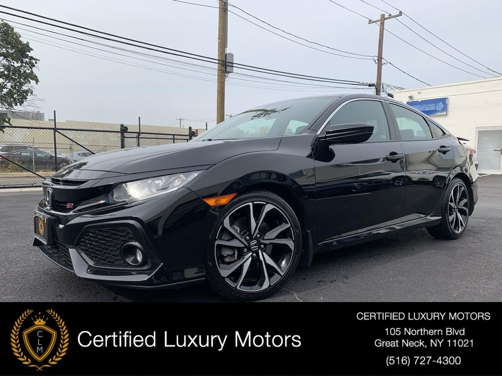 Used 2018 Honda Civic Si Sedan  | Great Neck, NY
