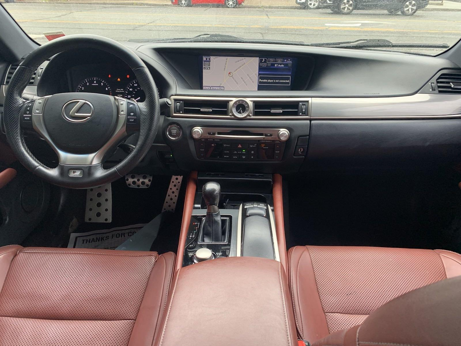 Used-2014-Lexus-GS-350-AWD-F-Sport-(Red-Interior,Fully-Loaded)