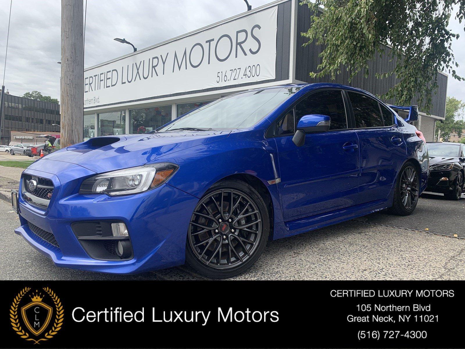Used 2017 Subaru WRX STI | Great Neck, NY