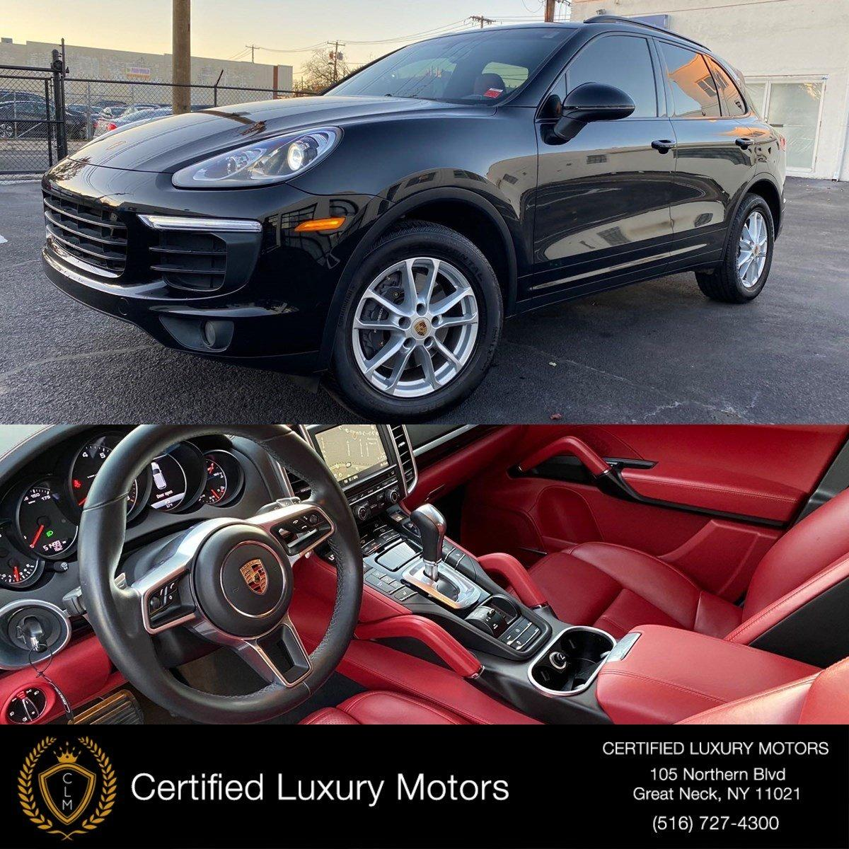 Used 2016 Porsche Cayenne  | Great Neck, NY