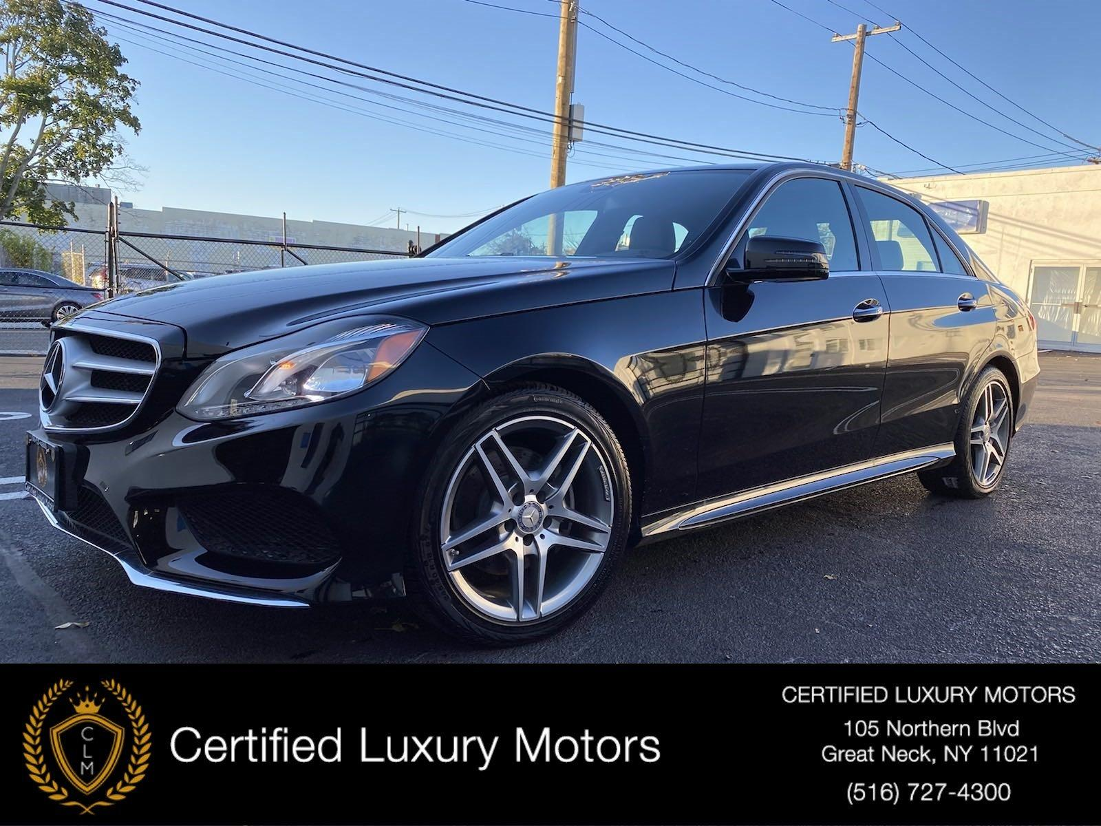 Used 2016 Mercedes-Benz E-Class E 350 Luxury | Great Neck, NY