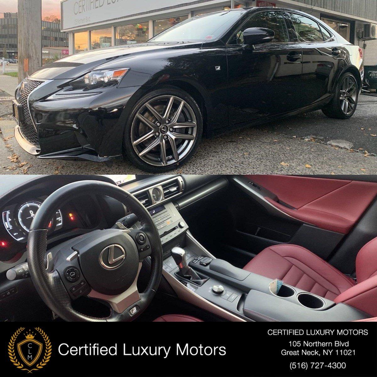 Used 2016 Lexus IS 300 Awd F-Sport  | Great Neck, NY