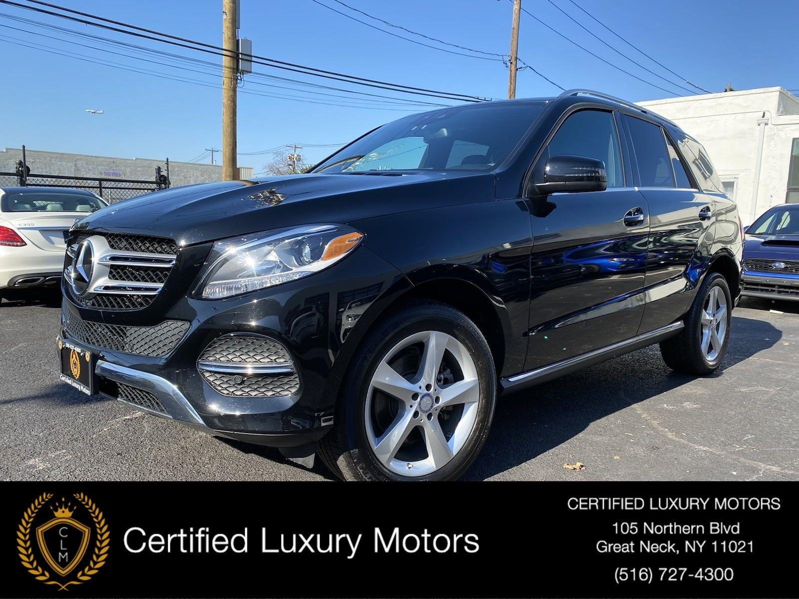 Used 2017 Mercedes-Benz GLE GLE 350 | Great Neck, NY