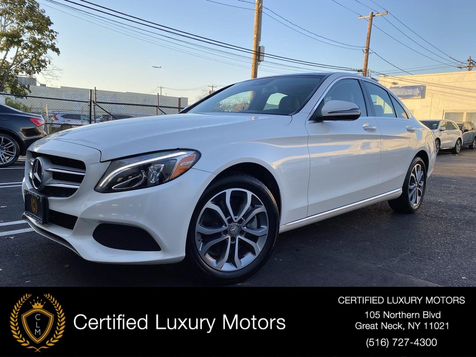 Used 2016 Mercedes-Benz C-Class C 300 | Great Neck, NY
