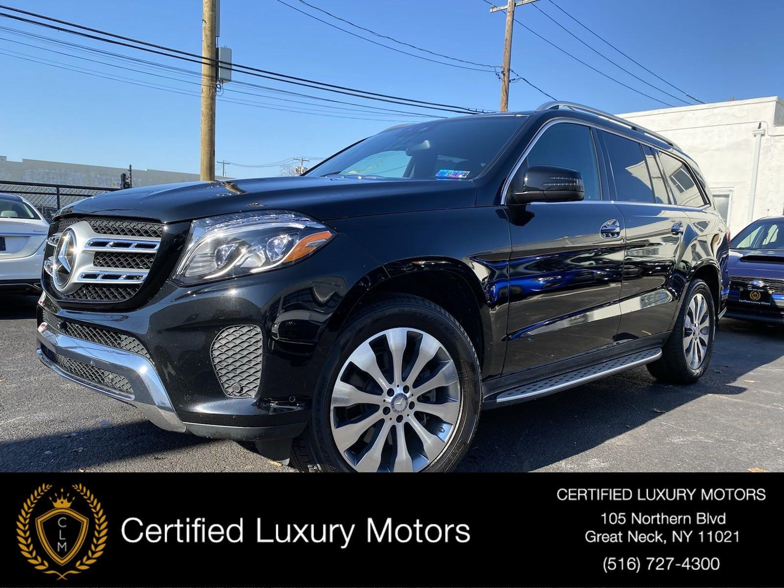 Used 2017 Mercedes-Benz GLS GLS 450 | Great Neck, NY
