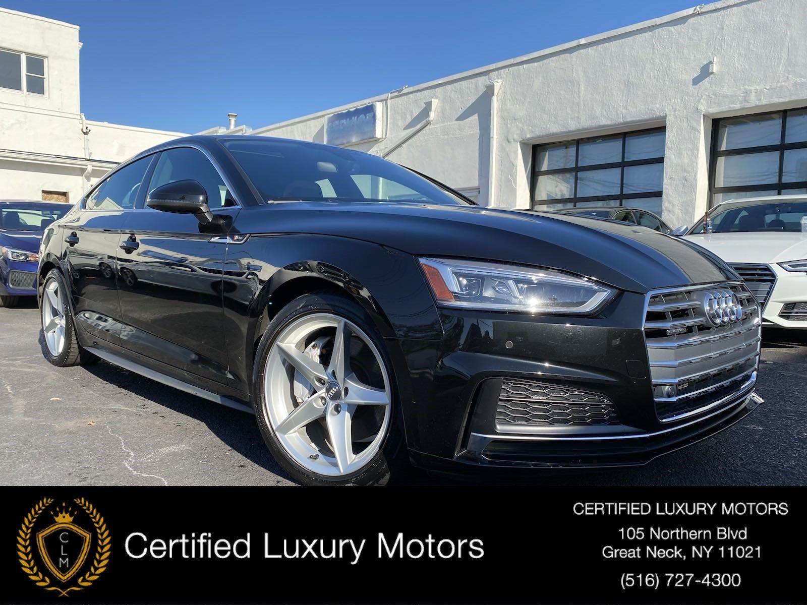 Used 2018 Audi A5 Sportback Premium Plus | Great Neck, NY