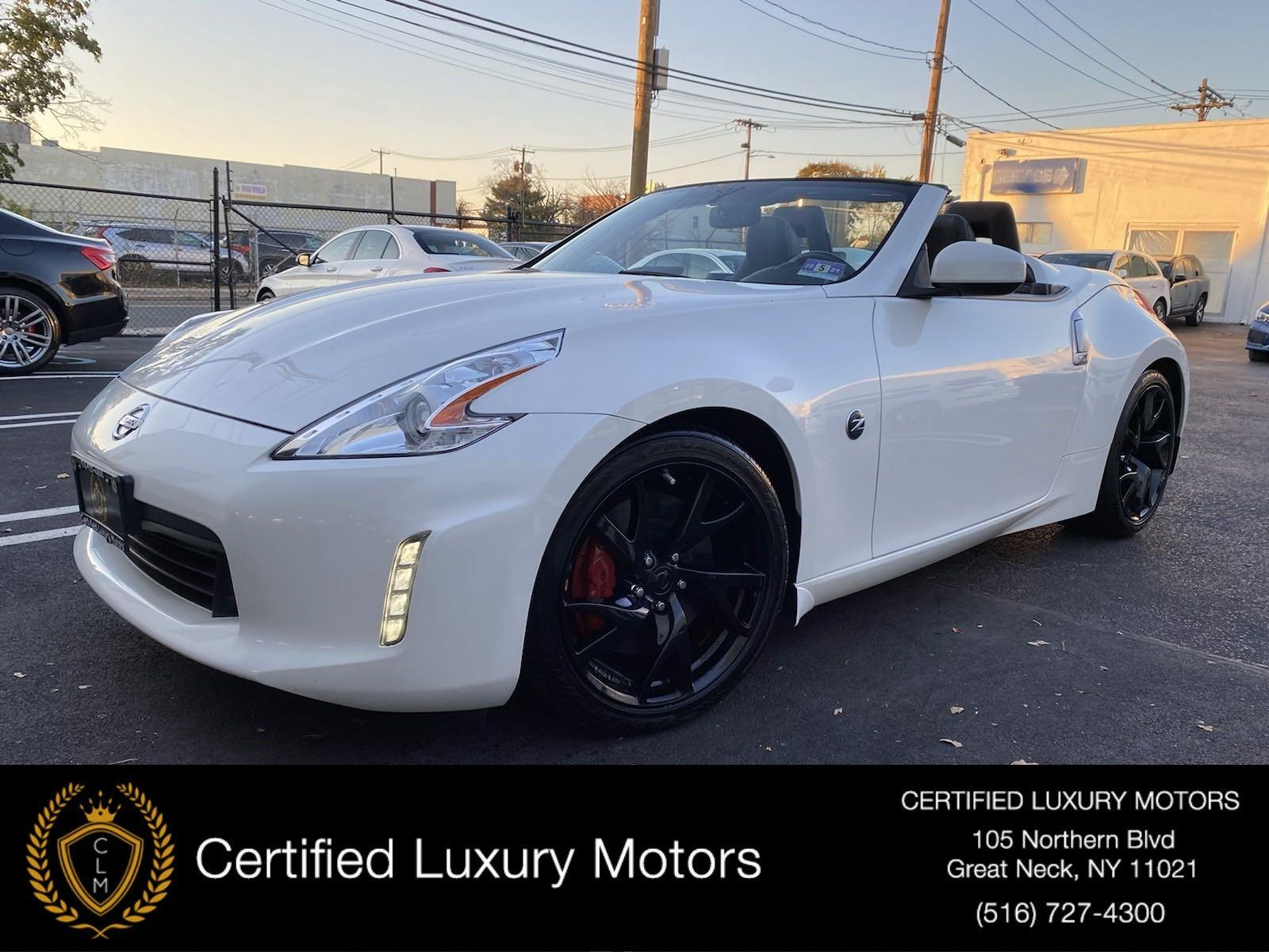 Used 2014 Nissan 370Z Touring | Great Neck, NY