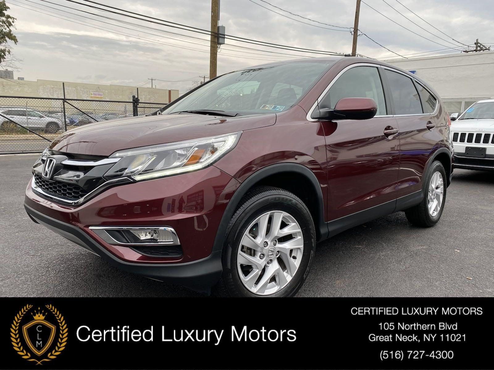 Used 2016 Honda CR-V AWD EX | Great Neck, NY