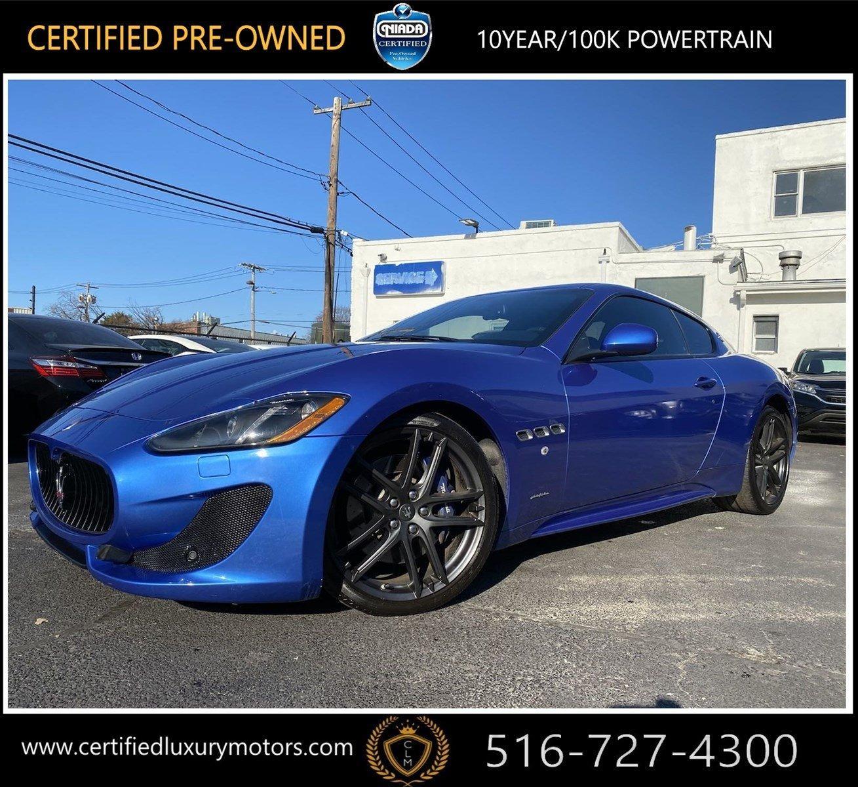 Used 2016 Maserati GranTurismo Sport | Great Neck, NY