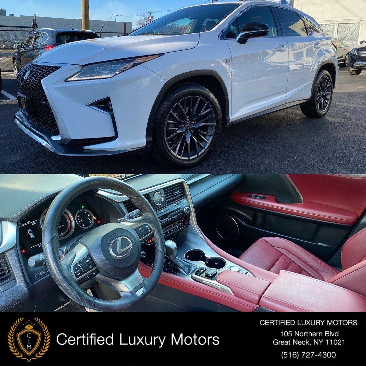 2017 Lexus RX 350 AWD F Sport Stock # C0417 For Sale Near