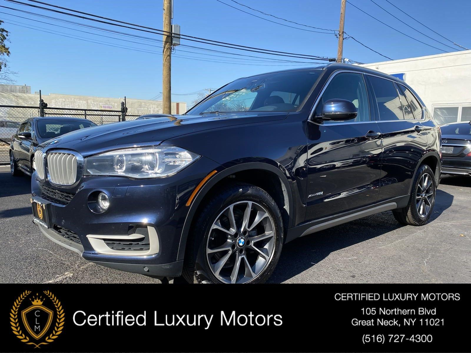 Used 2017 BMW X5 xDrive35i | Great Neck, NY