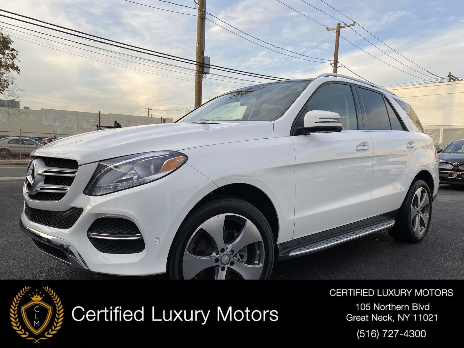 Used 2016 Mercedes-Benz GLE GLE 350 | Great Neck, NY