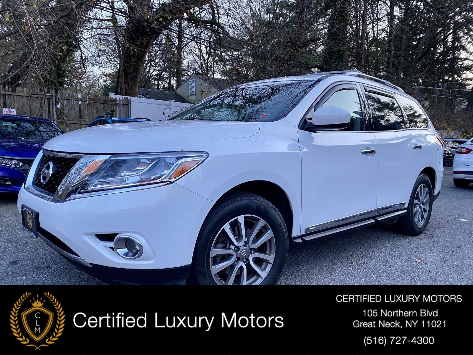 Used 2014 Nissan Pathfinder SL | Great Neck, NY