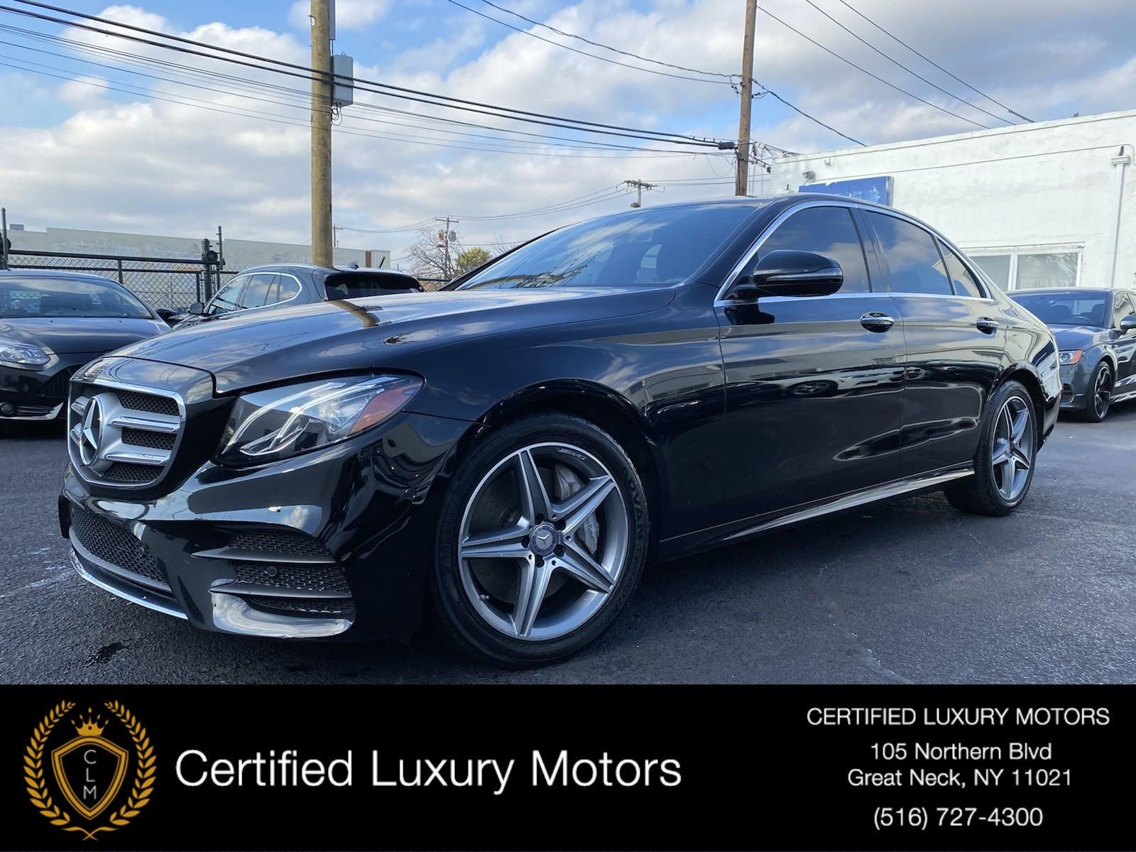 Used 2017 Mercedes-Benz E-Class E 300 Sport | Great Neck, NY