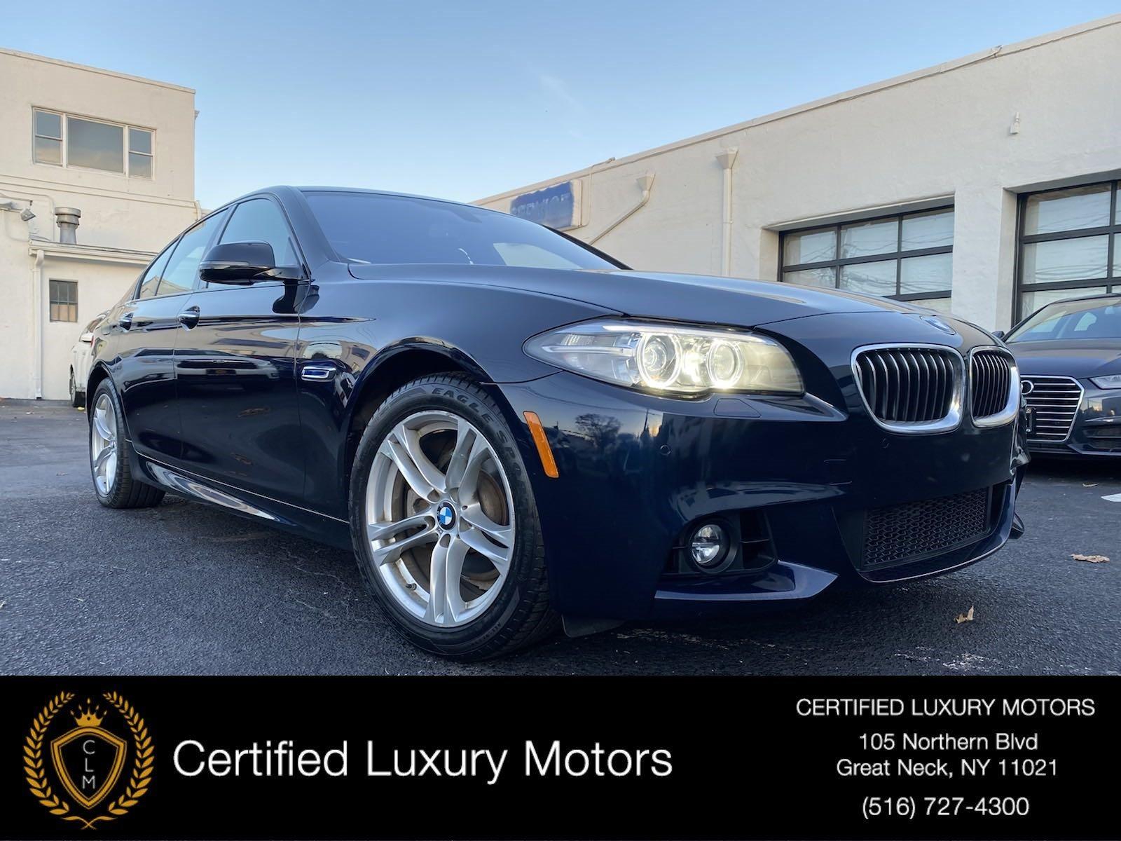 Used 2016 BMW 5 Series 528i xDrive | Great Neck, NY