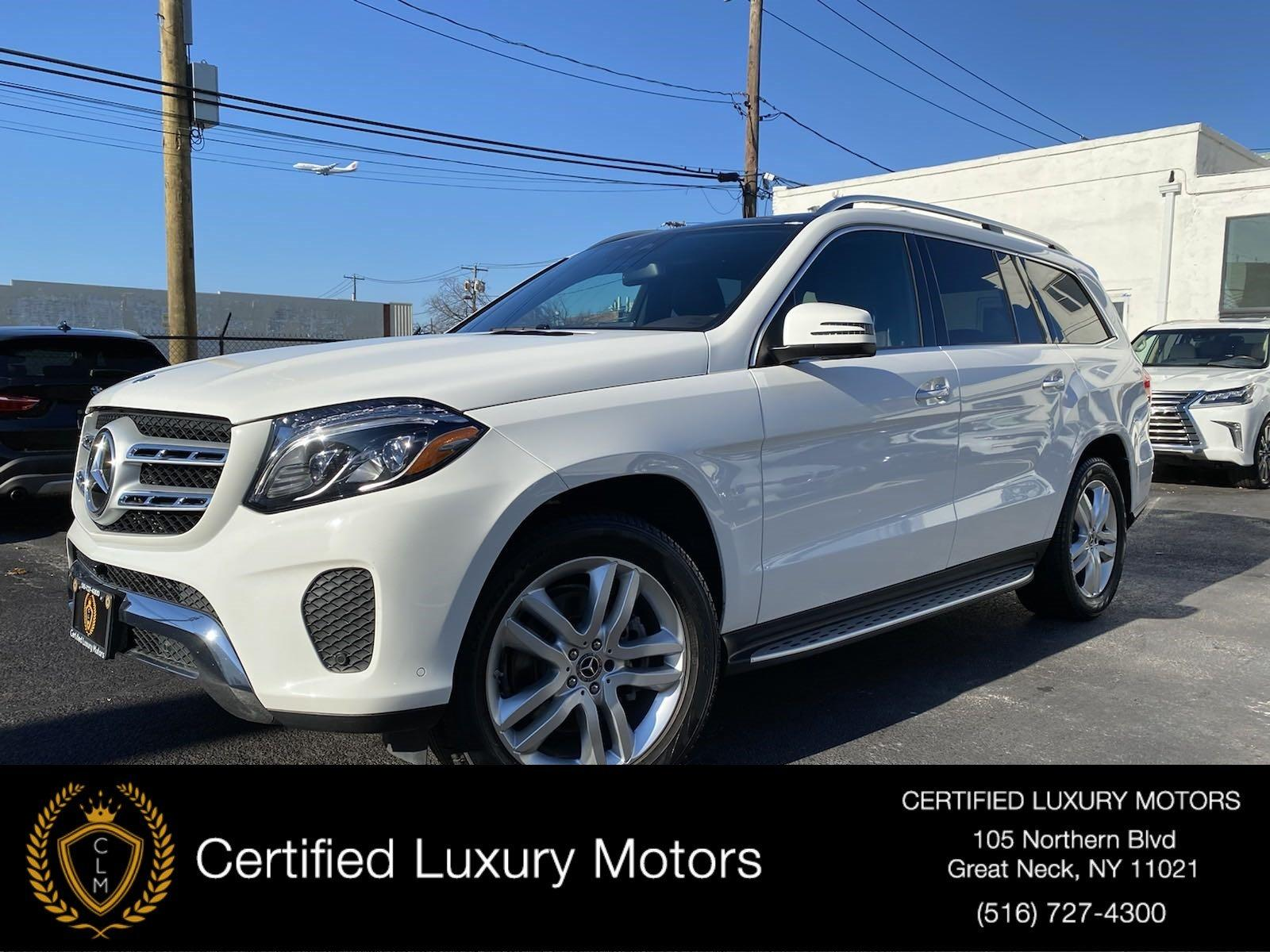 Used 2017 Mercedes-Benz GLS  | Great Neck, NY