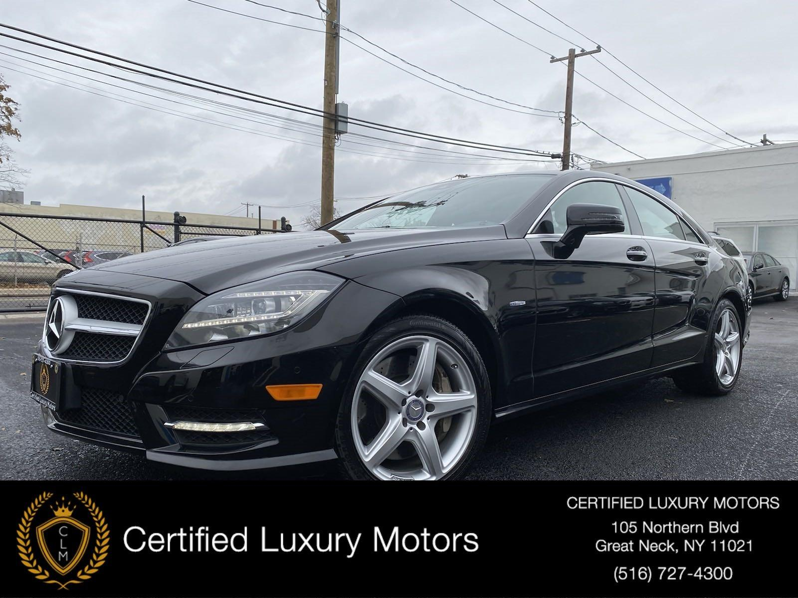 Used 2012 Mercedes-Benz CLS-Class  | Great Neck, NY