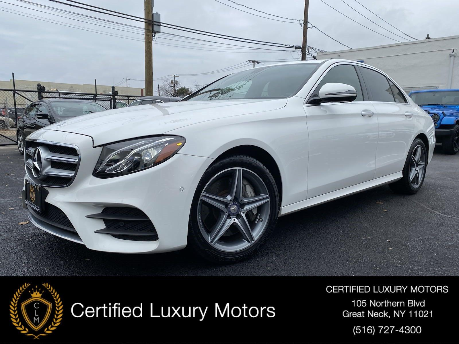 Used 2017 Mercedes-Benz E-Class  | Great Neck, NY