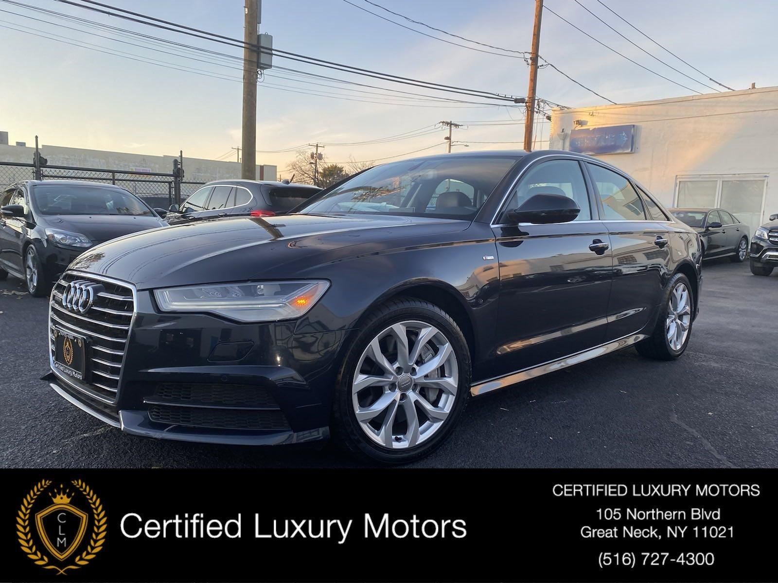Used 2017 Audi A6 Premium Plus | Great Neck, NY
