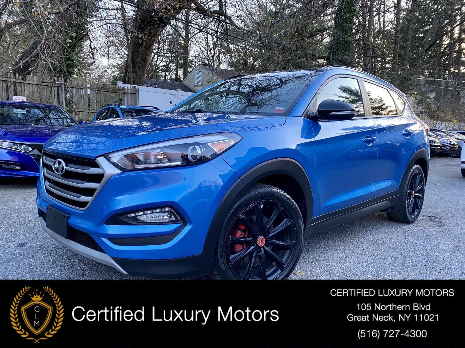 Used 2017 Hyundai Tucson Limited | Great Neck, NY