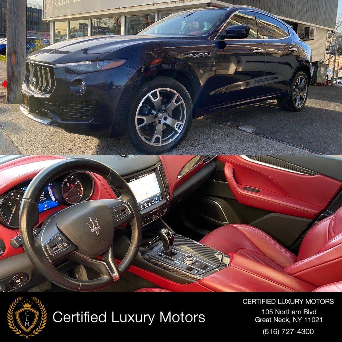 Used 2017 Maserati Levante  | Great Neck, NY