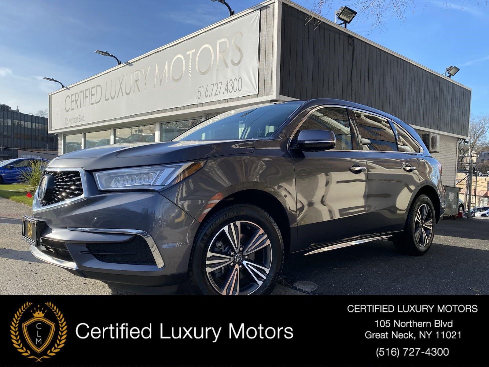 Used 2017 Acura MDX  | Great Neck, NY