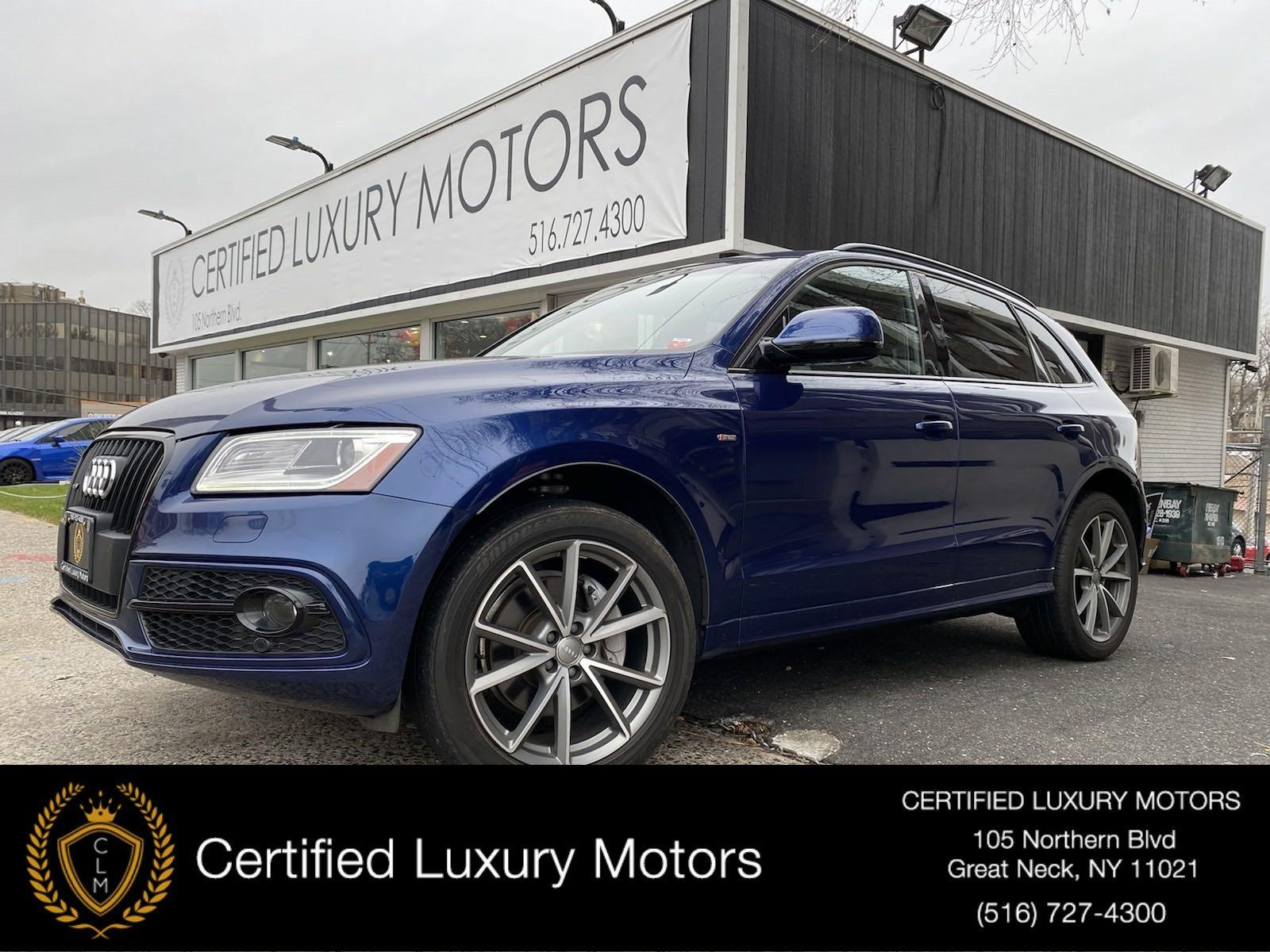 Used 2017 Audi Q5 Premium Plus | Great Neck, NY