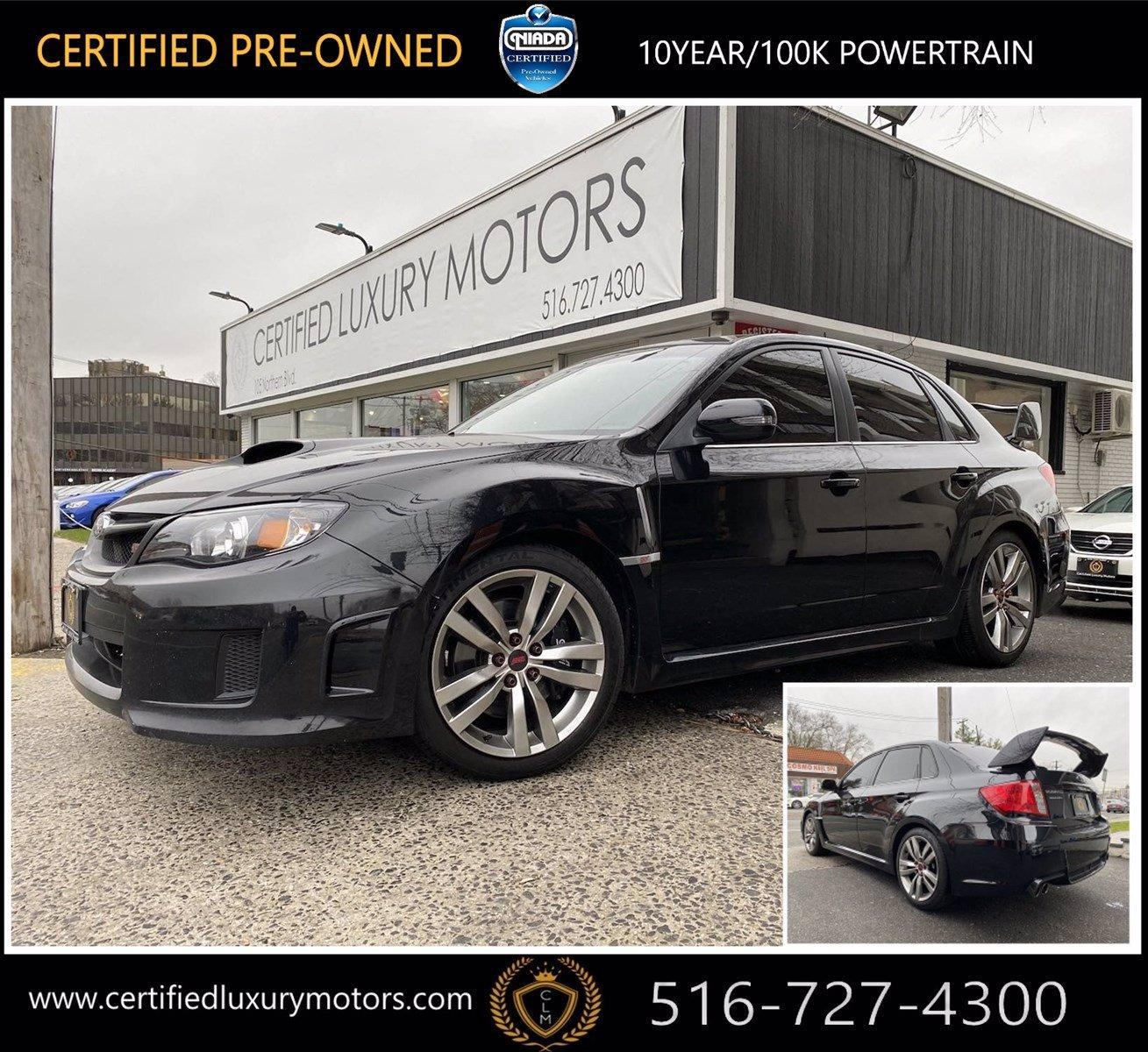 Used 2013 Subaru Impreza Sedan WRX WRX STI | Great Neck, NY